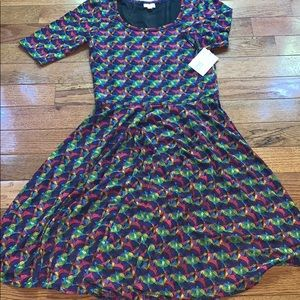XL LuLaRoe Nicole Dress